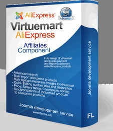 Aliexpress Affiliates for Virtuemart
