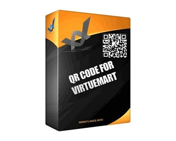QR Code in Virtuemart Order invoice